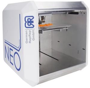 3D Drucker Vergleich vom German RepRap NEO