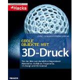 3D-Drucker Bücher coole Objekte mit 3d-druck